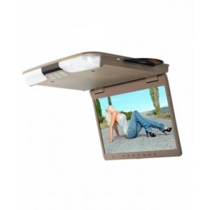 """Автомобильный потолочный LCD монитор 15.6"""" со встроенным DVD плеером ERGO ER15M"""