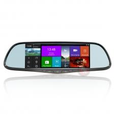 Зеркало видеорегистратор с GPS навигатором Redpower AMD65 на Android