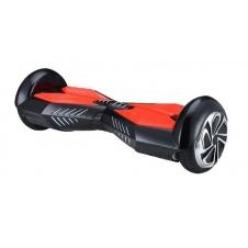 Гироскутер Smart Balance Transformers черный/красный + пульт д/у + защита на арки