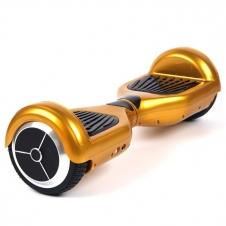 Мини-гироскутер Smart Balance (золотой) + сумка-чехол + пульт д/у + защита на арки