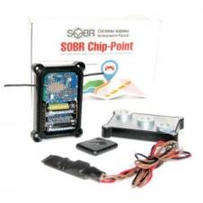 Охранно-поисковый GPS маяк SOBR Chip Stigma Point R