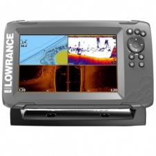 Эхолот Lowrance HOOK2-9 TRIPLESHOT US COASTAL/ROW