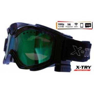 Маска с камерой X-TRY XTM100 HD1080P WiFi