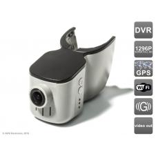 Штатный автомобильный  видеорегистратор с GPS AVS400DVR (#101) для AUDI (с датчиком дождя)