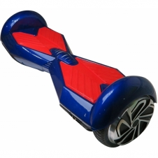 Гироскутер Smart Balance Transformers синий/красный + пульт д/у + защита на арки