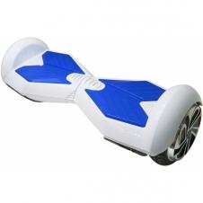 Гироскутер Smart Balance Transformers белый/синий + пульт д/у