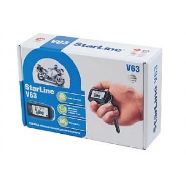 StarLine MOTO V63