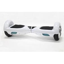 Мини-гироскутер Smart Balance (белый) + сумка-чехол + пульт д/у + защита на арки