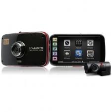 Видеорегистратор BlackSys  CL-100B 2CH GPS