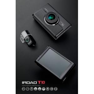 IROAD DASH CAM T10