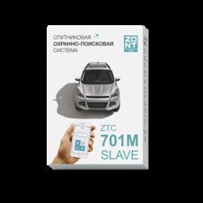 Автомобильная GSM сигнализация ZONT ZTC-701M Slave